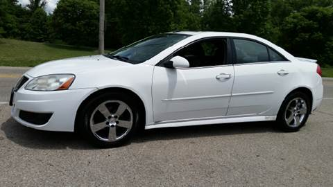 2010 Pontiac G6 for sale in Miamisburg, OH
