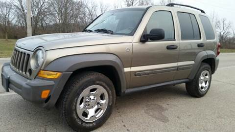 2006 Jeep Liberty for sale in Miamisburg, OH