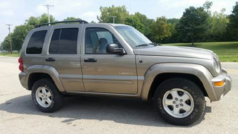 2004 Jeep Liberty for sale in Miamisburg, OH