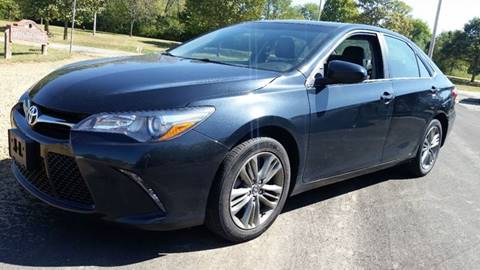2017 Toyota Camry for sale at Superior Auto Sales in Miamisburg OH