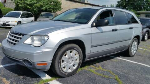 2007 Chrysler Pacifica for sale at Superior Auto Sales in Miamisburg OH