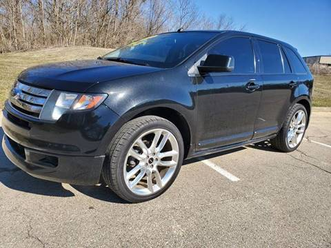 2010 Ford Edge for sale at Superior Auto Sales in Miamisburg OH