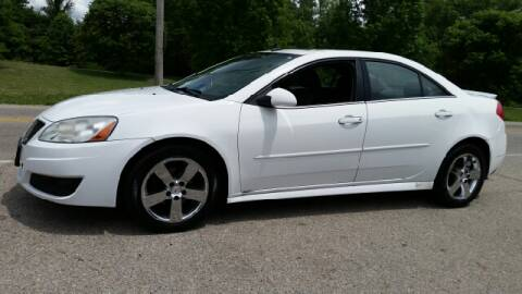 2010 Pontiac G6 for sale at Superior Auto Sales in Miamisburg OH