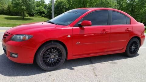 2007 Mazda MAZDA3 for sale at Superior Auto Sales in Miamisburg OH