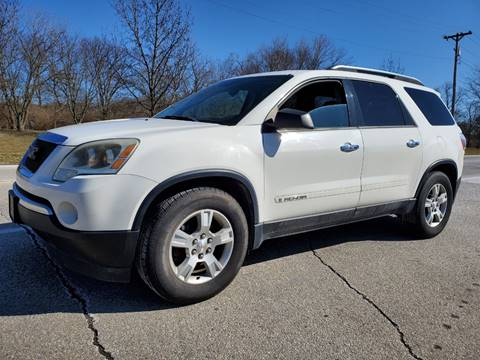 2008 GMC Acadia for sale at Superior Auto Sales in Miamisburg OH