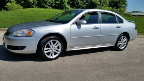 2013 Chevrolet Impala for sale at Superior Auto Sales in Miamisburg OH