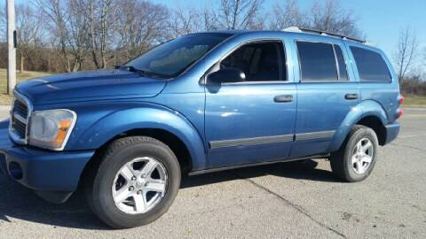 2006 Dodge Durango for sale at Superior Auto Sales in Miamisburg OH