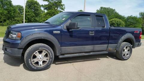 2005 Ford F-150 for sale at Superior Auto Sales in Miamisburg OH