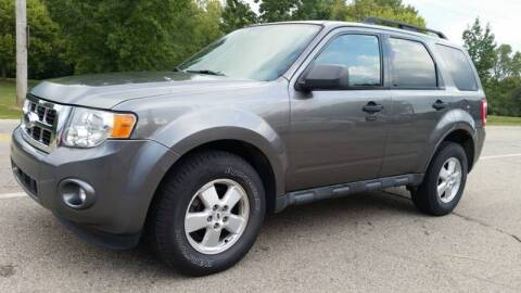 2010 Ford Escape for sale at Superior Auto Sales in Miamisburg OH