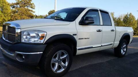 2007 Dodge Ram Pickup 1500 for sale at Superior Auto Sales in Miamisburg OH