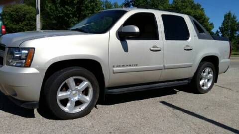 2007 Chevrolet Avalanche for sale at Superior Auto Sales in Miamisburg OH