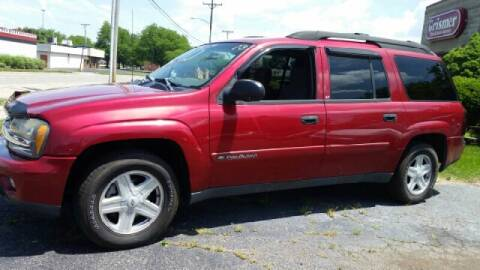 2003 Chevrolet TrailBlazer for sale at Superior Auto Sales in Miamisburg OH