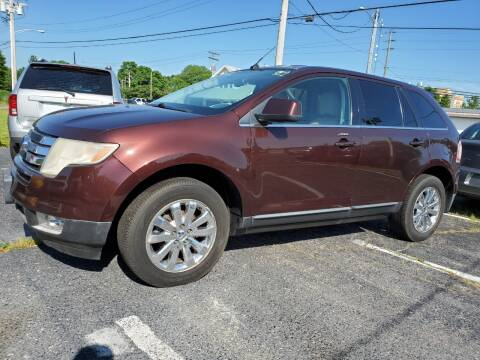 2009 Ford Edge for sale at Superior Auto Sales in Miamisburg OH