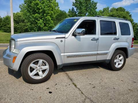 2010 Jeep Liberty for sale at Superior Auto Sales in Miamisburg OH
