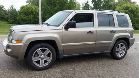 2007 Jeep Patriot for sale at Superior Auto Sales in Miamisburg OH