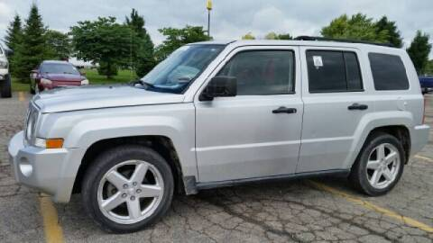 2009 Jeep Patriot for sale at Superior Auto Sales in Miamisburg OH