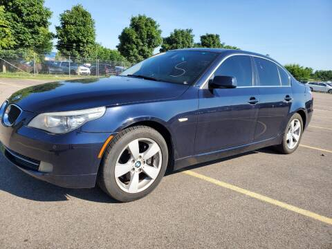 2008 BMW 5 Series for sale at Superior Auto Sales in Miamisburg OH