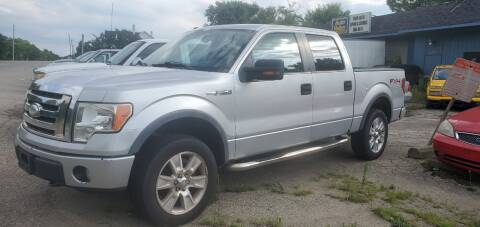 2009 Ford F-150 for sale at Superior Auto Sales in Miamisburg OH