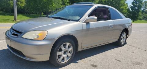 2003 Honda Civic for sale at Superior Auto Sales in Miamisburg OH