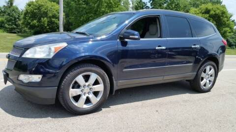2011 Chevrolet Traverse for sale at Superior Auto Sales in Miamisburg OH