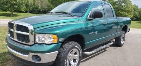 2003 Dodge Ram Pickup 1500 for sale at Superior Auto Sales in Miamisburg OH