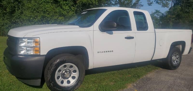2012 Chevrolet Silverado 1500 for sale at Superior Auto Sales in Miamisburg OH