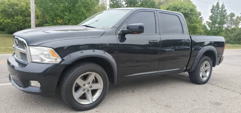 2009 Dodge Ram Pickup 1500 for sale at Superior Auto Sales in Miamisburg OH