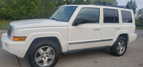 2009 Jeep Commander for sale at Superior Auto Sales in Miamisburg OH