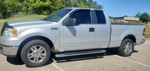 2008 Ford F-150 for sale at Superior Auto Sales in Miamisburg OH