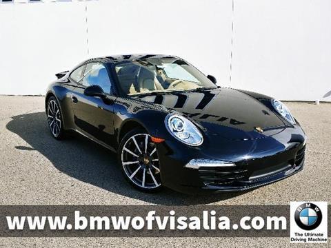 2012 Porsche 911 for sale in Visalia, CA