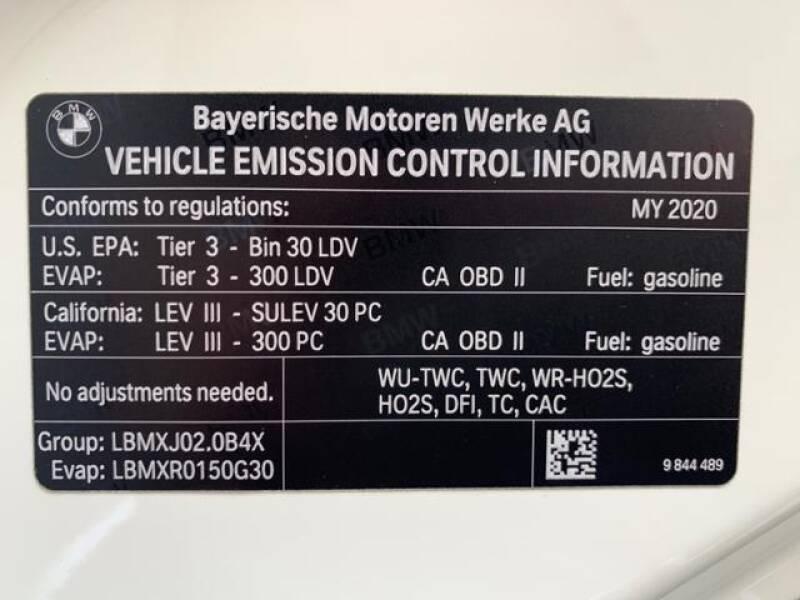 2020 BMW 5 Series 530i 4dr Sedan - Visalia CA
