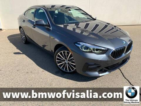 2020 BMW 2 Series 228i xDrive Gran Coupe for sale at BMW OF VISALIA in Visalia CA