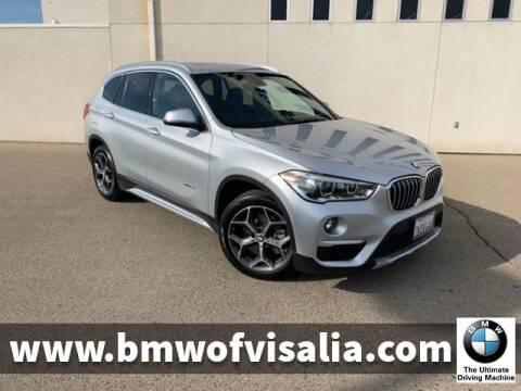 2016 BMW X1 xDrive28i for sale at BMW OF VISALIA in Visalia CA