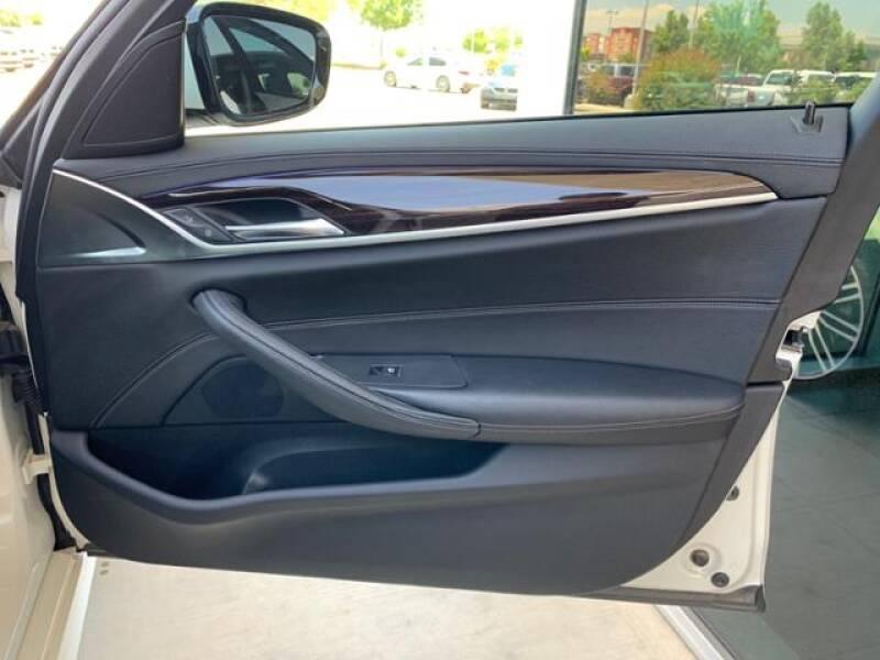 2017 BMW 5 Series 540i 4dr Sedan - Visalia CA