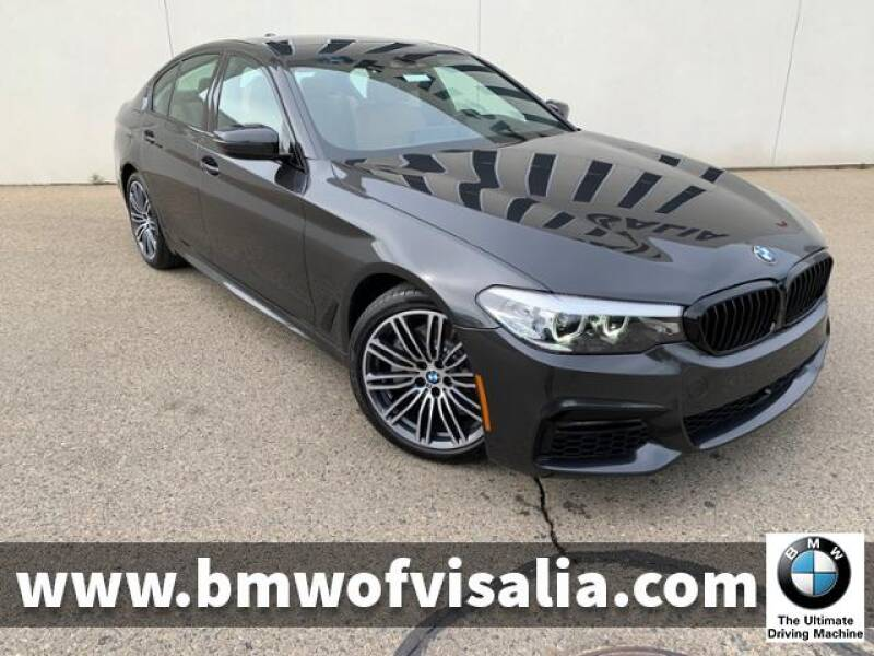2020 BMW 5 Series 530i 4dr Sedan - Visalia CA