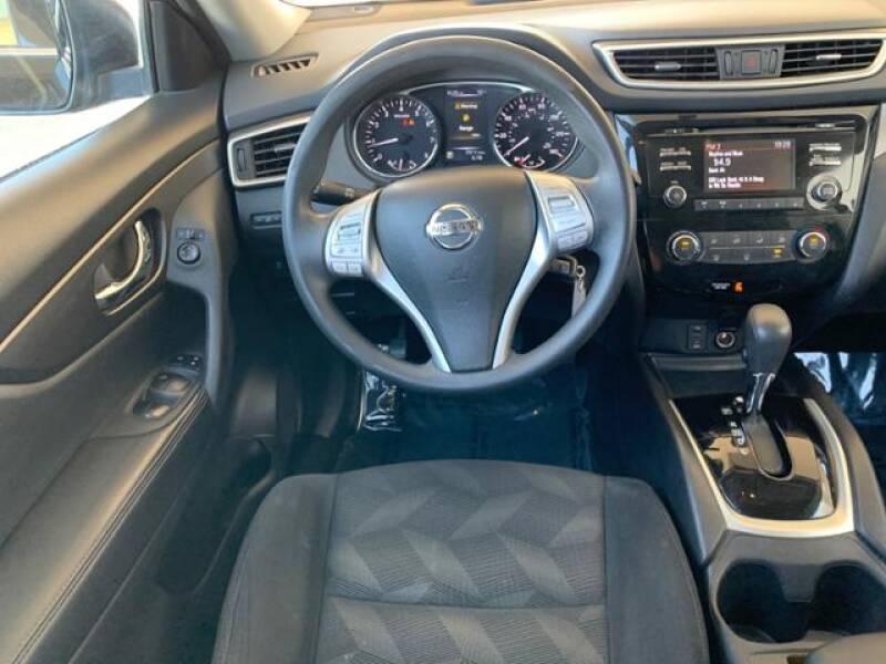 2014 Nissan Rogue FWD 4dr S - Visalia CA