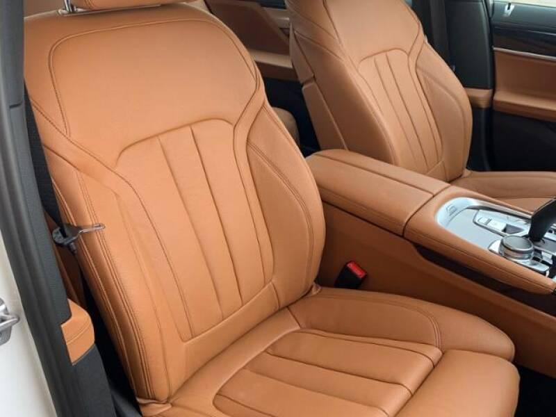 2021 BMW 7 Series 740i 4dr Sedan - Visalia CA
