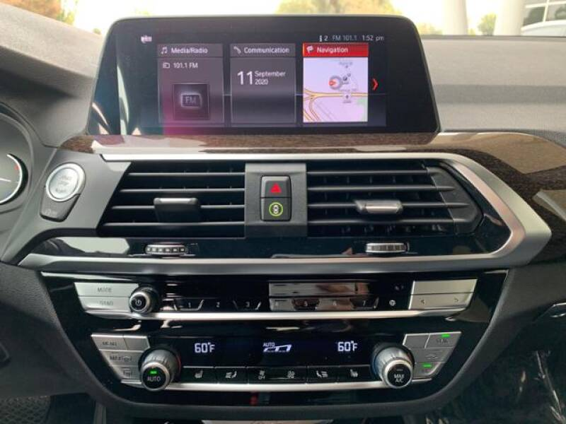 2021 BMW X3 AWD xDrive30i 4dr Sports Activity Vehicle - Visalia CA