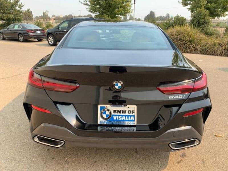 2021 BMW 8 Series 840i Gran Coupe 4dr Sedan - Visalia CA