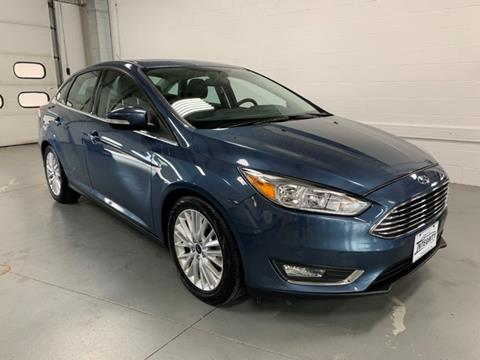 2018 Ford Focus for sale in Fond Du Lac, WI