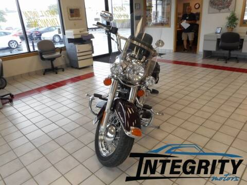 2005 Harley-Davidson Heritage Softail  for sale at Integrity Motors, Inc. in Fond Du Lac WI