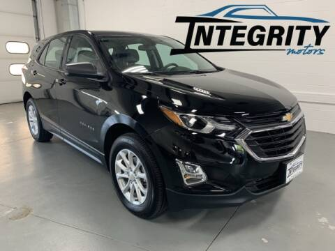 2018 Chevrolet Equinox for sale at Integrity Motors, Inc. in Fond Du Lac WI