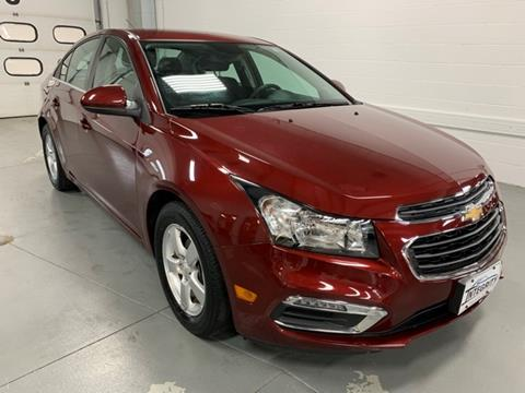 2016 Chevrolet Cruze Limited for sale in Fond Du Lac, WI