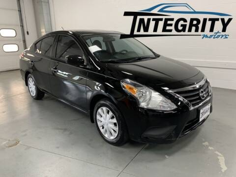 2016 Nissan Versa for sale at Integrity Motors, Inc. in Fond Du Lac WI