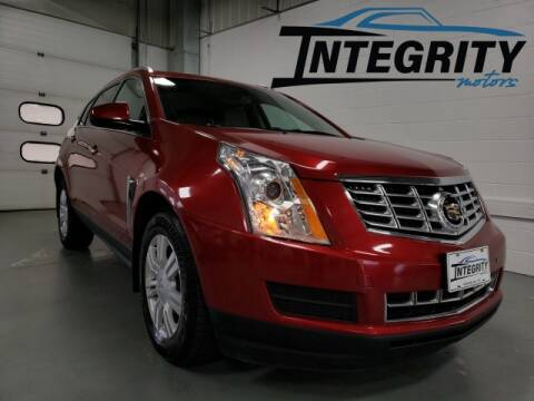2016 Cadillac SRX for sale at Integrity Motors, Inc. in Fond Du Lac WI