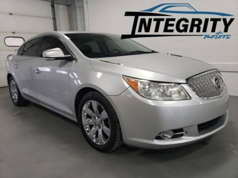 2011 Buick LaCrosse for sale at Integrity Motors, Inc. in Fond Du Lac WI