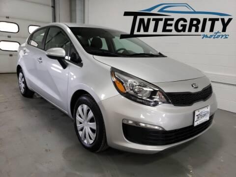 2017 Kia Rio for sale at Integrity Motors, Inc. in Fond Du Lac WI