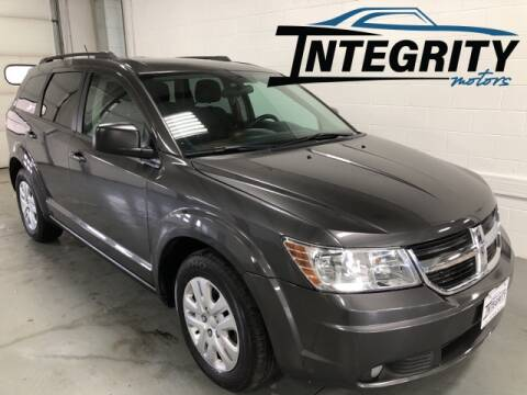 2018 Dodge Journey for sale at Integrity Motors, Inc. in Fond Du Lac WI
