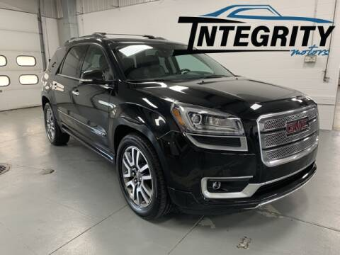 2014 GMC Acadia for sale at Integrity Motors, Inc. in Fond Du Lac WI