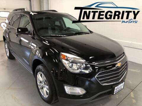 2017 Chevrolet Equinox for sale at Integrity Motors, Inc. in Fond Du Lac WI